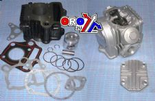 New CRF 50 04-18 XR 50 Z50 R CYLINDER KIT Block Head Piston Kit Rings Gasket